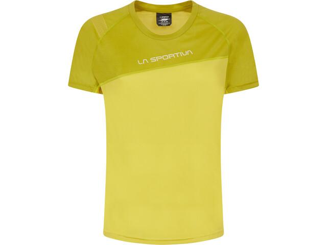 La Sportiva Catch Camiseta Mujer, verde